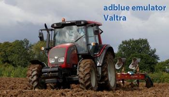 Adblue emulator Valtra