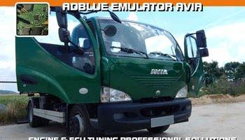 Adblue Emulator AVIA D-Line Euro 4/5