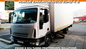 Truck Adblue Emulator Iveco Euro 4/5