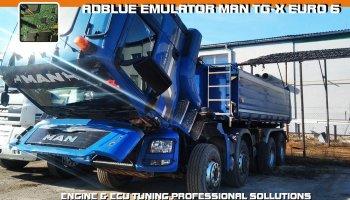 Truck Adblue Emulator MAN TGA-TGM-TGX EURO 6