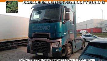 Truck Adblue Emulator Renault EURO 6