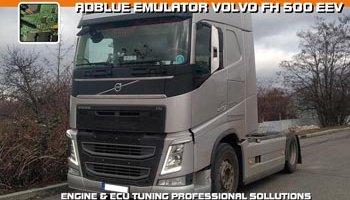 Adblue Emulator Volvo FH/FM EEV Euro 5