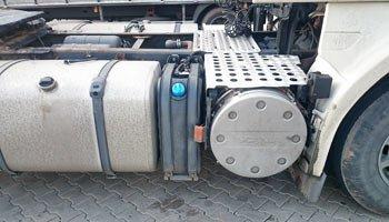 Deaktivace systému AdBlue OFF u vozidla Scania R500